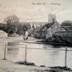 Bell Pit, Docking